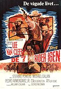 The Magnificent Seven Ride 1972 poster Lee Van Cleef George McCowan