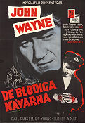 Wake of the Red Witch 1948 poster John Wayne Edward Ludwig