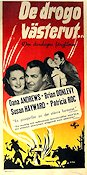 Canyon Passage 1946 Movie poster Dana Andrews