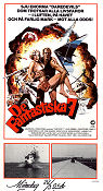 The Fantastic Seven 1979 poster Christopher Connelly John Peyser