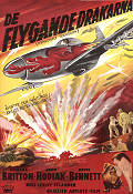 Dragonfly Squadron 1954 Movie poster John Hodiak Lesley Selander