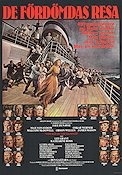 Voyage of the Damned 1972 poster Faye Dunaway