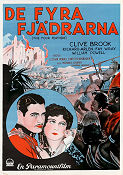 The Four Feathers 1929 poster Richard Arlen Merian C Cooper