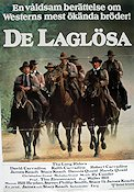 The Long Riders 1980 poster David Carradine
