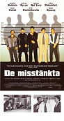 The Usual Suspects 1995 Movie poster Stephen Baldwin Bryan Singer