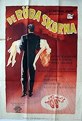 The Red Shoes 1948 poster Anton Walbrook