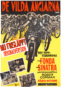 The Wild Angels 1967 poster Peter Fonda Roger Corman