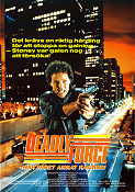 Deadly Force 1983 poster Wings Hauser