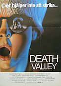 Death Valley 1982 Movie poster Paul Le Mat