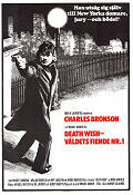 Death Wish 1974 Movie poster Charles Bronson Michael Winner