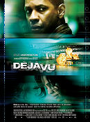 Déja Vu 2006 poster Denzel Washington Tony Scott