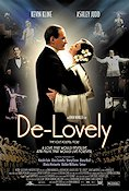 De-Lovely 2004 Movie poster Kevin Kline