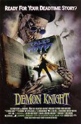 Demon Knight 1994 Movie poster Billy Zane