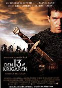 The 13th Warrior 1999 poster Antonio Banderas