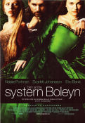 The Other Boleyn Girl 2008 movie poster Natalie Portman