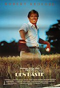 The Natural 1984 Movie poster Robert Redford