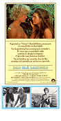 The Blue Lagoon 1980 poster Brooke Shields Randal Kleiser