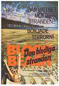 Blood Beach 1981 Movie poster Jeffrey Bloom