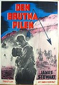 Broken Arrow 1950 poster James Stewart