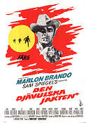 The Chase 1966 Movie poster Marlon Brando Arthur Penn