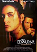 The Juror 1996 Movie poster Demi Moore