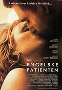 The English Patient 1997 Anthony Minghella Ralph Fiennes Juliette Binoche Willem Dafoe Kristin Scott Thomas