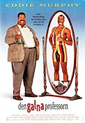 The Nutty Professor 1996 poster Eddie Murphy