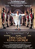 The Madness of King George 1991 poster Nigel Hawthorne