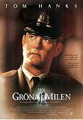 The Green Mile 1999 Movie poster Tom Hanks