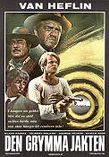 The Goldseekers 1969 Movie poster Klaus Kinski