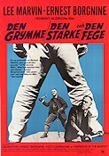 Emperor of the North 1973 Movie poster Lee Marvin