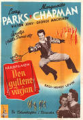 The Gallant Blade 1948 poster Larry Parks Henry Levin