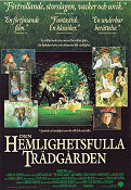 The Secret Garden 1993 poster Maggie Smith