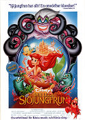 Den lilla sj�jungfrun 1989 Movie poster