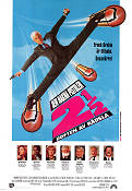 Naked Gun 2.5 1991 Movie poster Leslie Nielsen