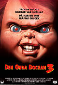 Child's Play 3 1991 Movie poster Justin Whalin