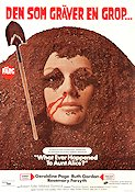 What Ever Happened to Aunt Alice 1971 Movie poster Geraldine Page