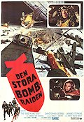The 1000 Plane Raid 1969 poster Christopher George