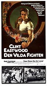 Every Which Way But Loose 1978 poster Clint Eastwood