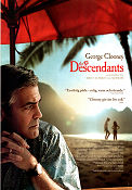 The Descendants 2011 poster George Clooney Alexander Payne