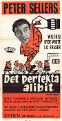 Two Way Stretch 1960 poster Peter Sellers Robert Day