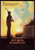 Gardens of Stone 1987 Movie poster James Caan Francis Ford Coppola