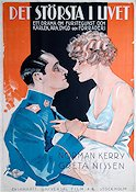 The Love Thief 1926 Movie poster Norman Kerry