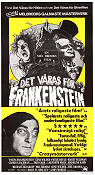Young Frankenstein 1974 poster Gene Wilder Mel Brooks