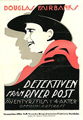 The Man from Painted Post 1917 poster Douglas Fairbanks Joseph Henabery