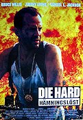 Die Hard with a Vengeance 1995 Movie poster Bruce Willis