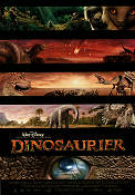Dinosaur 2000 Movie poster