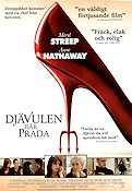 The Devil Wears Prada 2006 Movie poster Meryl Streep