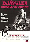 The Mephisto Waltz 1971 Movie poster Alan Alda