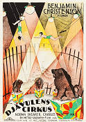 The Devil's Circus 1926 poster Norma Shearer Benjamin Christensen